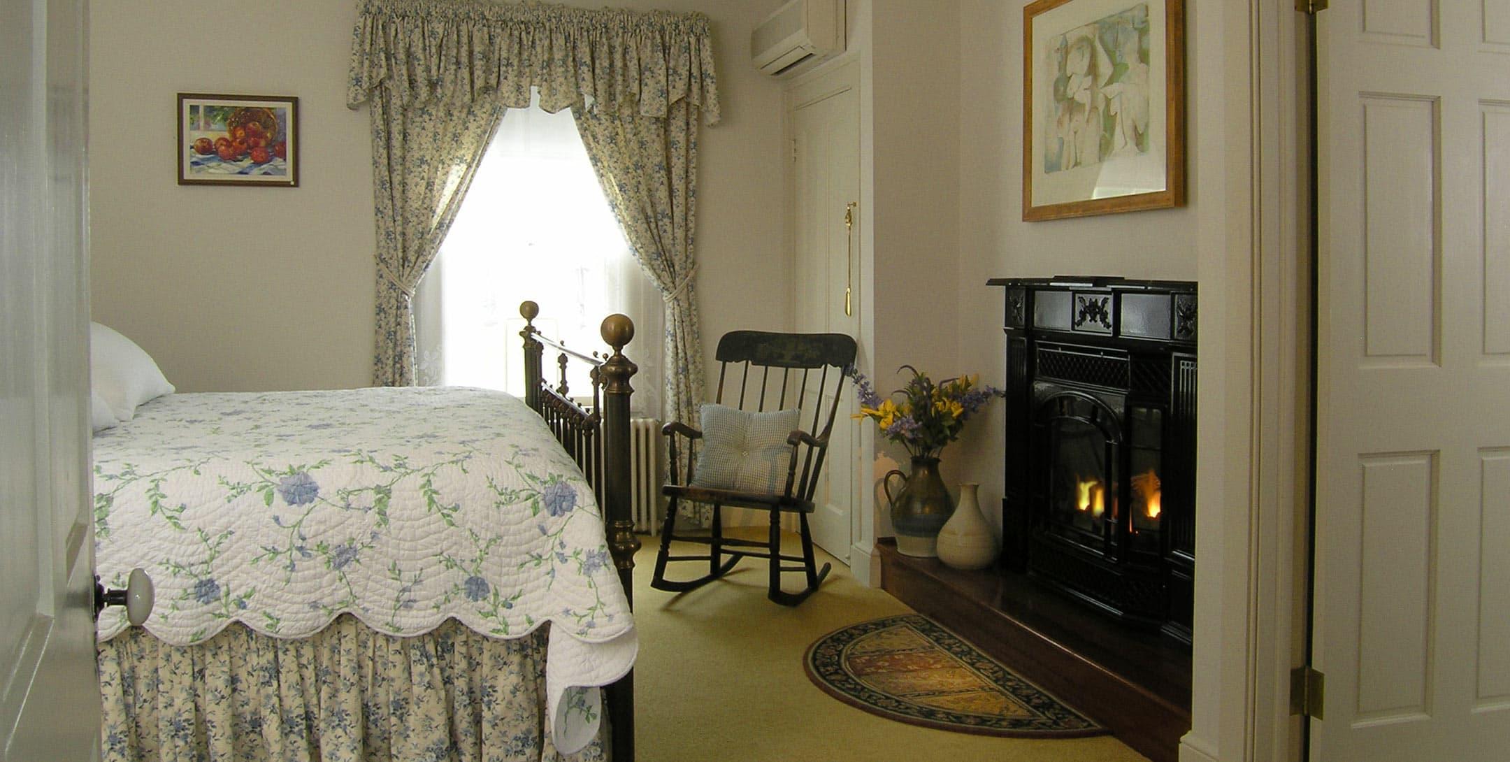 Emory Room - A Romantic Maryland Getaway