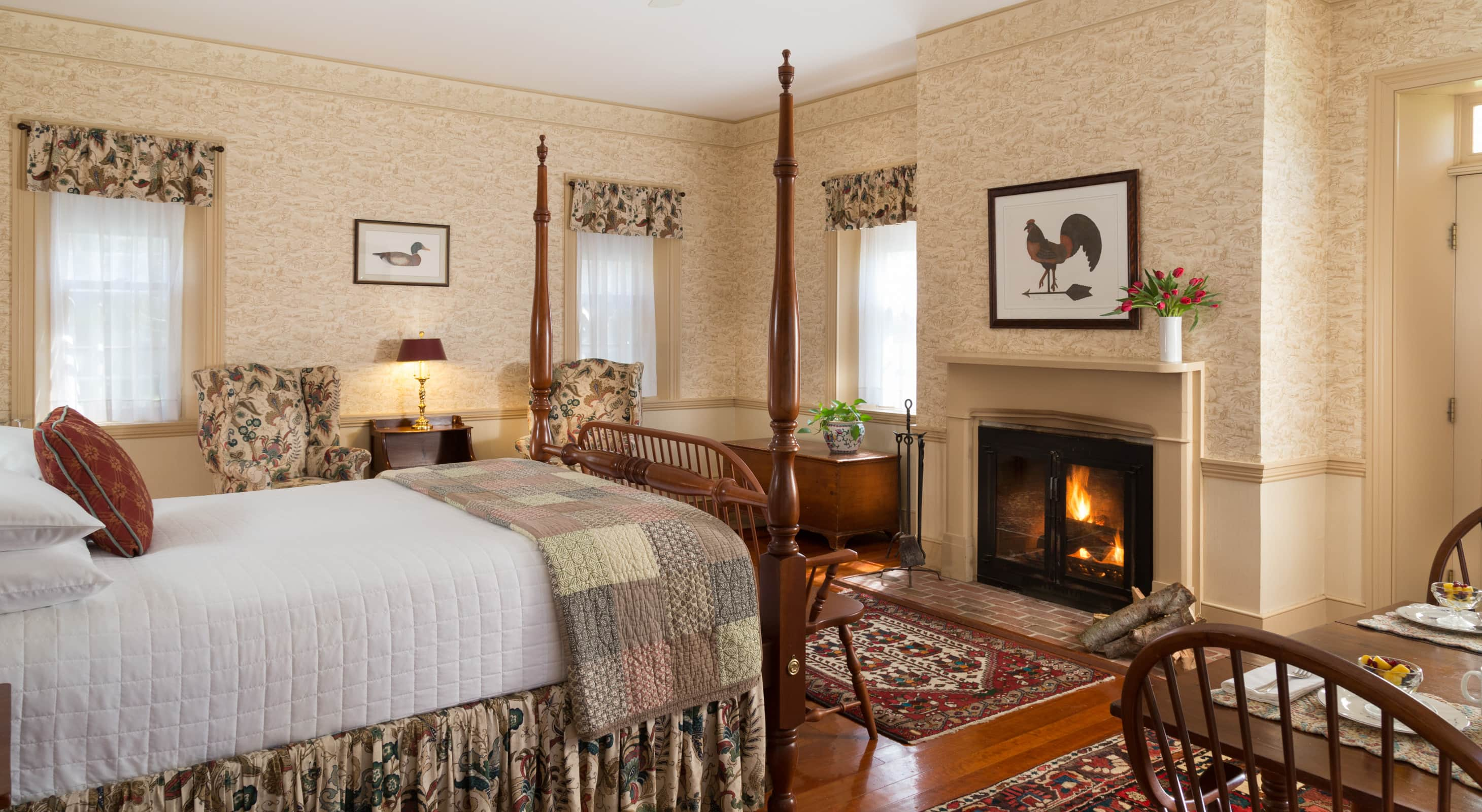 Sunset cottage for a Romantic Maryland Honeymoon