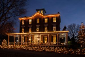 Brampton Inn at Christmas