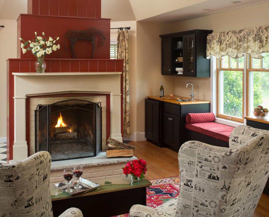 Marley's Cottage Living Room