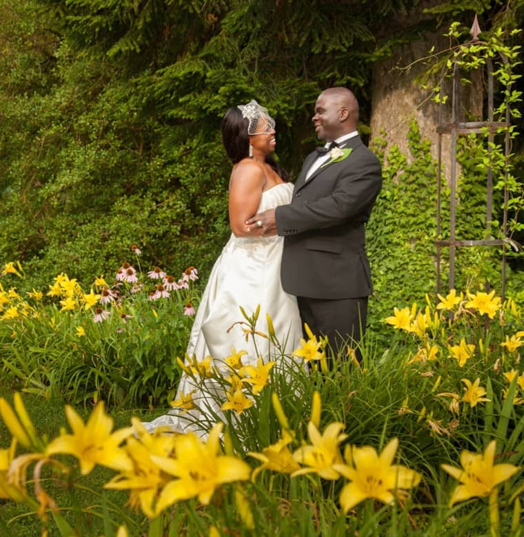 Wedding at Maryland wedding venue