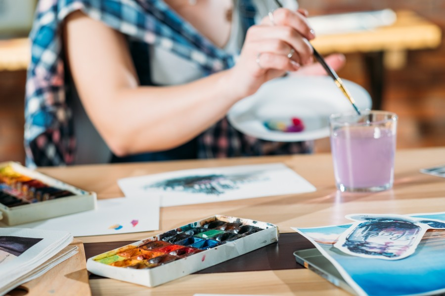 Painting Classes are a Great Thing to do in Chestertown, MD